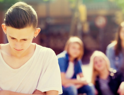 Bullying isn't just verbal or physical – it can also be social, and this can have the worst effects